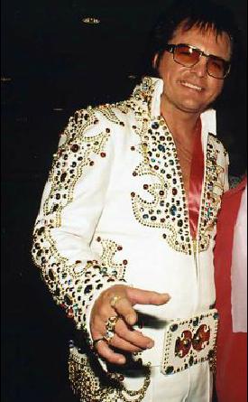 Black Elvis Costumes  sc 1 st  Best Elvis in Vegas & Elvis Costumes - Best Elvis in Vegas