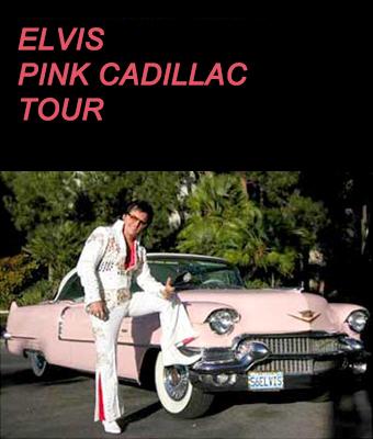 Elvis Pink Cadillac Tour