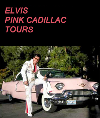 Elvis Pink Cadillac Tours